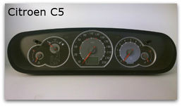 Citroen C5 Instrument Cluster Repair