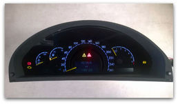 MB S W220 Instrument Cluster Repair