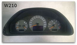 MB C/E/CLK Instrument Cluster Repair